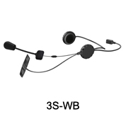 918a637ad7f 3S Bluetooth Headset & Intercom for Scooters and Motorcycles, Wired ...